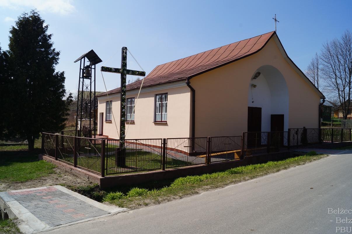 Kaplica w Chyżach