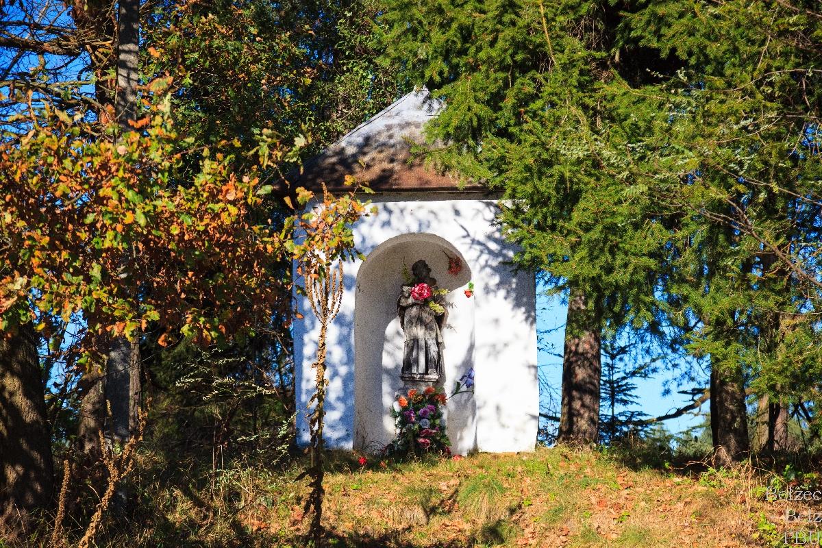 Kapliczka sw. Jana Nepomucena w Bełżcu