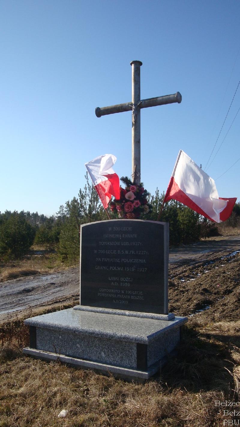 Krzyż na Górnej Budce