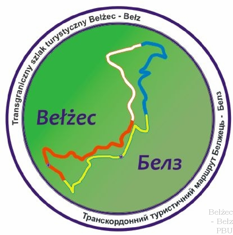 Logo szlaku BBB
