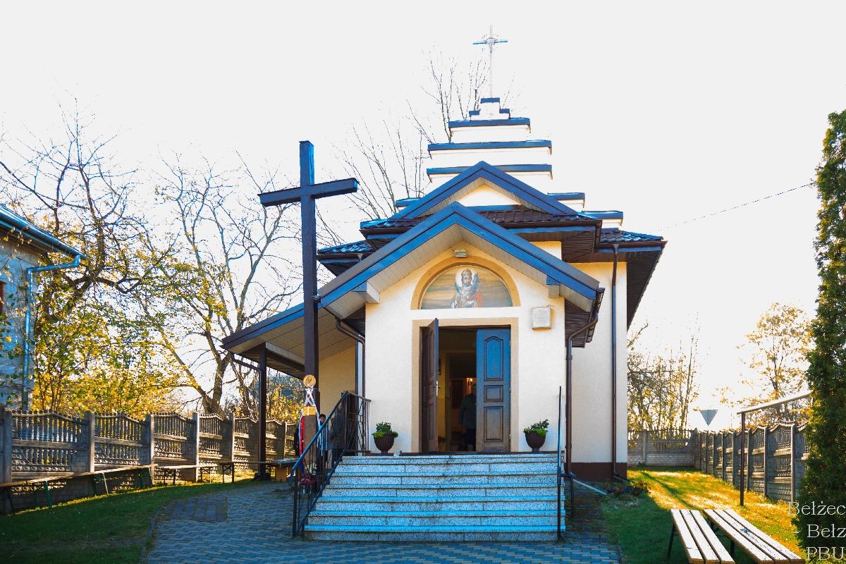 kaplica pw. św. Wojciecha w Brzezinach
